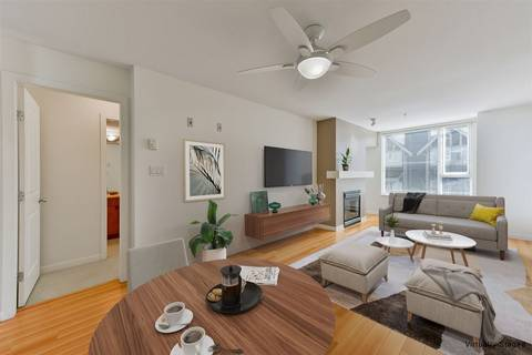 Condo for sale at 7089 Mont Royal Sq Unit 214 Vancouver British Columbia - MLS: R2449337