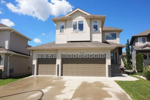 House for sale at 214 Ameena Dr Leduc Alberta - MLS: E4148127
