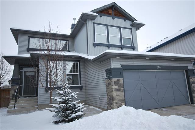 For Sale: 214 Auburn Bay Cove Southeast, Calgary, AB | 5 Bed, 4 Bath House for $600,000. See 51 photos!