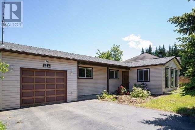 House for sale at 214 Black Diamond Dr Nanaimo British Columbia - MLS: 469440