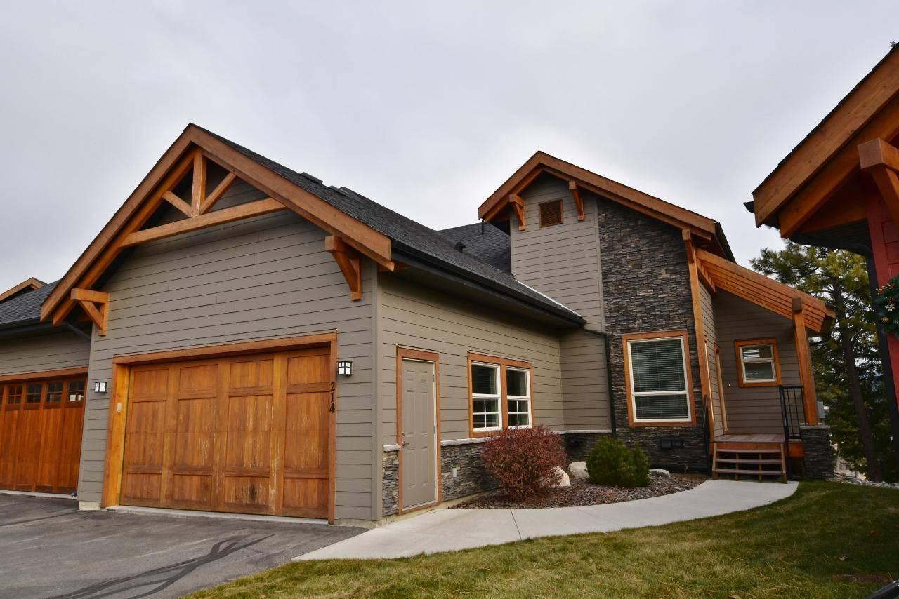 Townhouse for sale at 214 Boulder Creek Drive  Cranbrook North British Columbia - MLS: 2442291