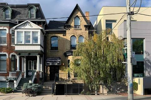 Commercial property for sale at 214 Carlton St Toronto Ontario - MLS: C4628383