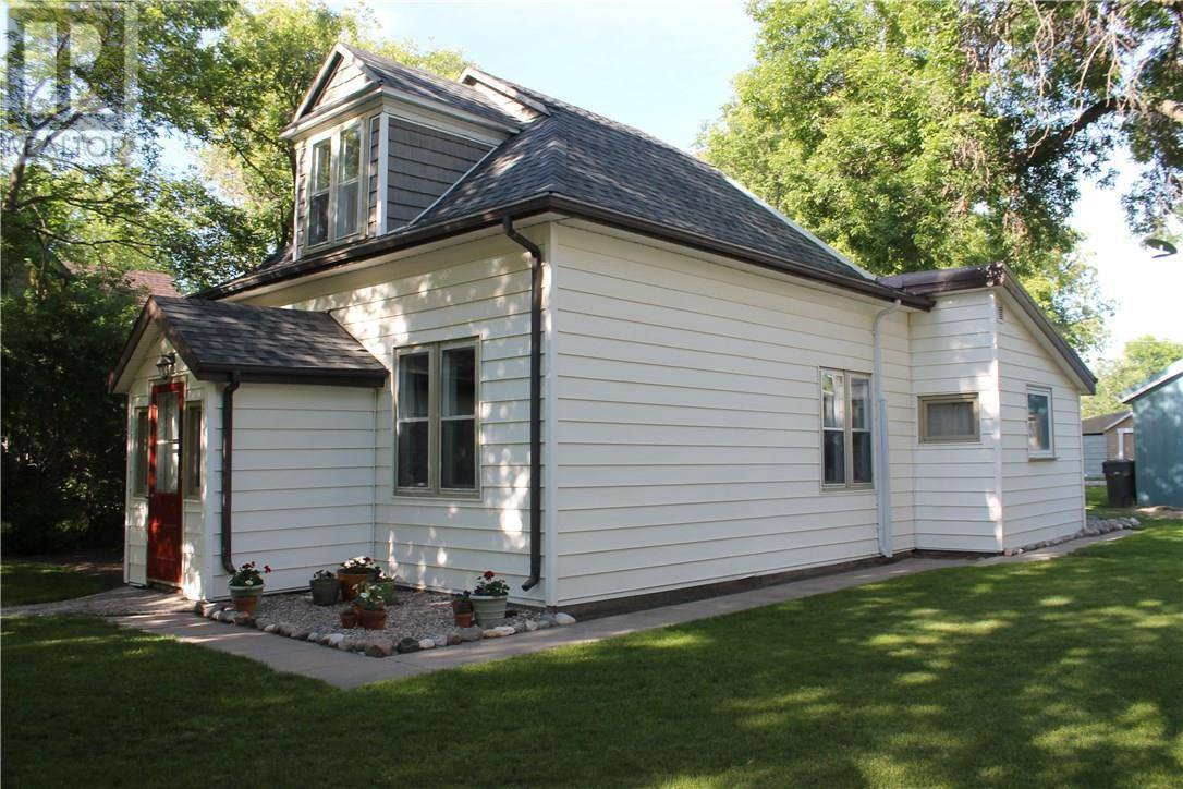 House for sale at 214 Carlyle St Arcola Saskatchewan - MLS: SK776513