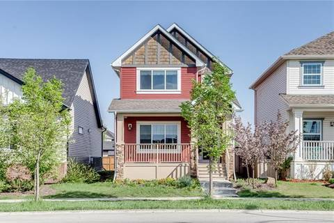 House for sale at 214 Copperpond Blvd Southeast Calgary Alberta - MLS: C4233168