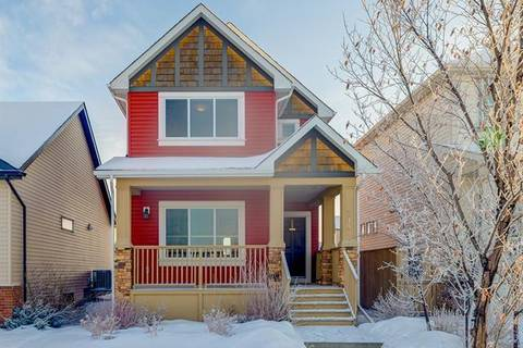 House for sale at 214 Copperpond Blvd Southeast Calgary Alberta - MLS: C4281847