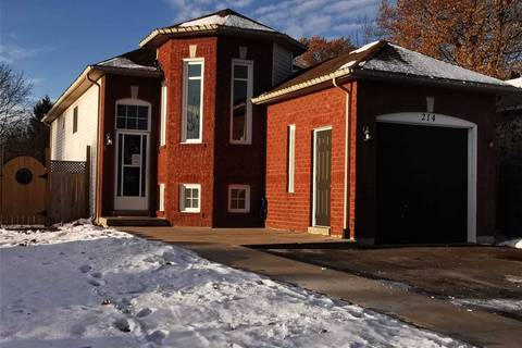 House for sale at 214 Dyer Dr Wasaga Beach Ontario - MLS: S4602829