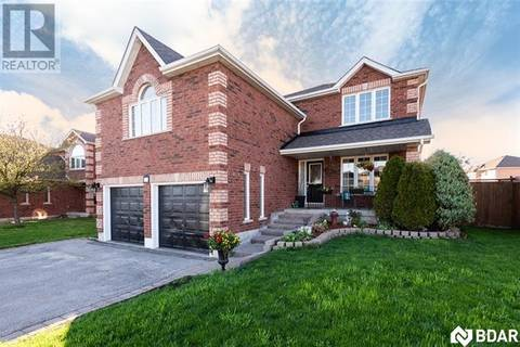 House for sale at 214 Esther Dr Barrie Ontario - MLS: 30738260