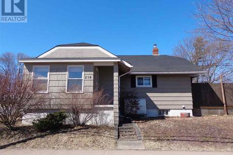 House for sale at 214 Foord St Stellarton Nova Scotia - MLS: 201906202