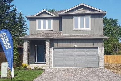 House for sale at 214 Fortissimo Dr Hamilton Ontario - MLS: H4053938