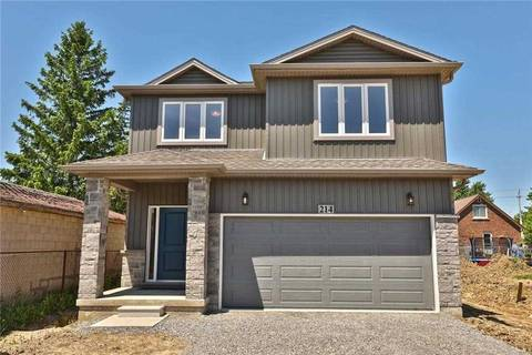 House for sale at 214 Fortissimo Dr Hamilton Ontario - MLS: X4579991