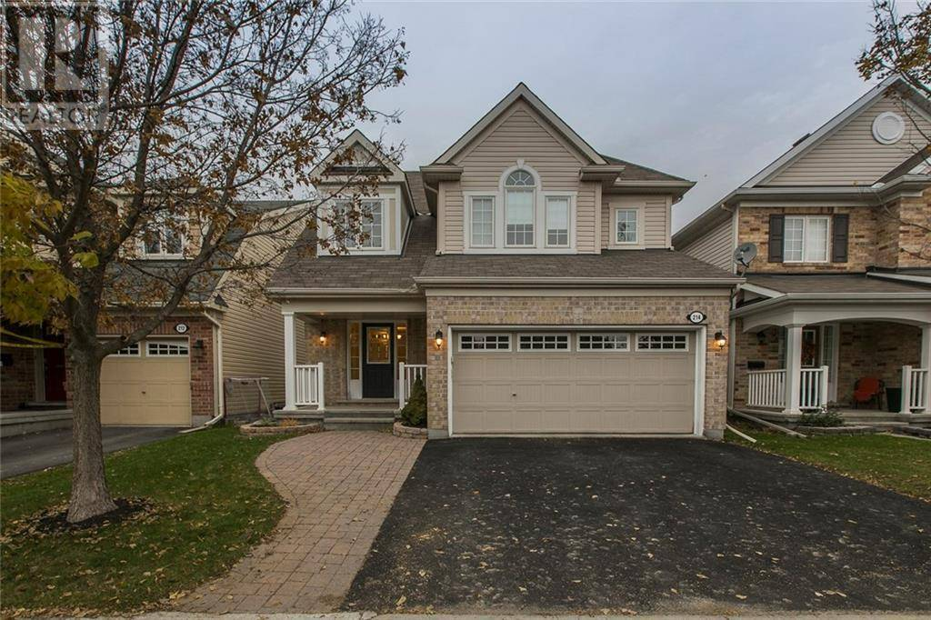 House for rent at 214 Helm Circ Ottawa Ontario - MLS: 1173221