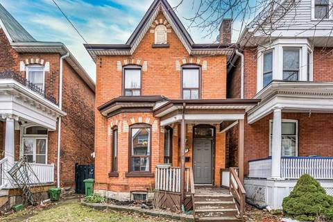 House for sale at 214 Hunter St Hamilton Ontario - MLS: X4677707