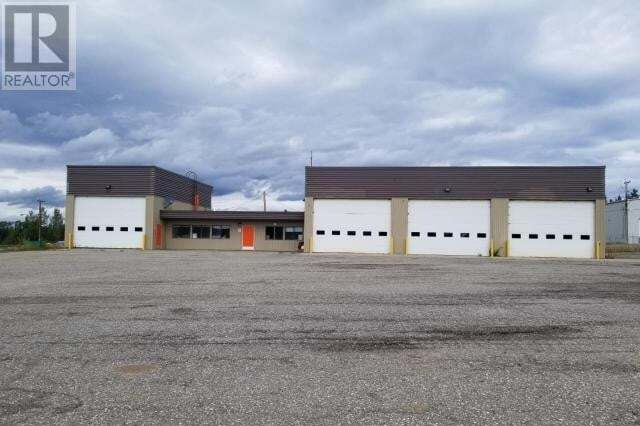 Commercial property for sale at 214 Industrial Dr Tumbler Ridge British Columbia - MLS: 182426