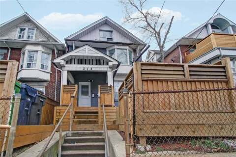 House for sale at 214 Keele St Toronto Ontario - MLS: W4788156
