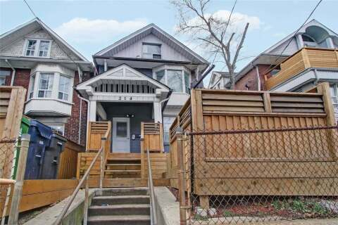 House for sale at 214 Keele St Toronto Ontario - MLS: W4857165