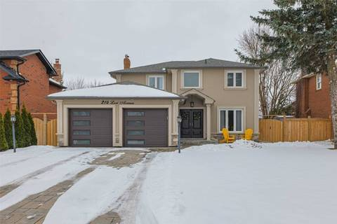 House for sale at 214 Lori Ave Whitchurch-stouffville Ontario - MLS: N4727105