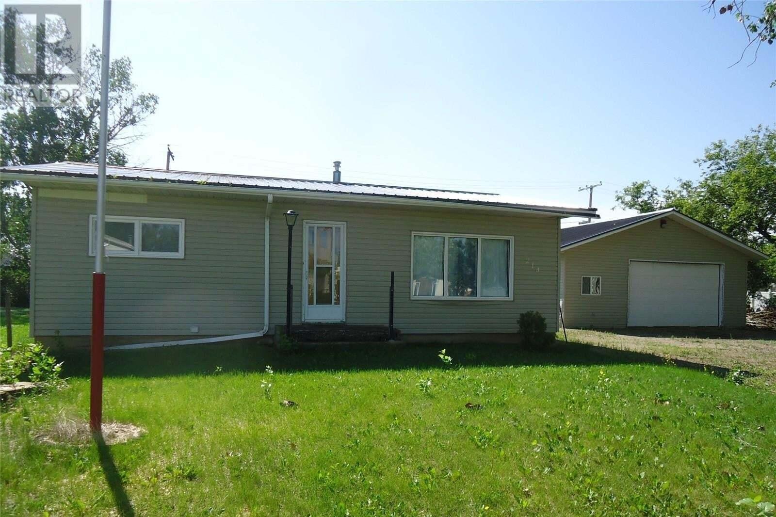 House for sale at 214 Mainprize St Midale Saskatchewan - MLS: SK818620