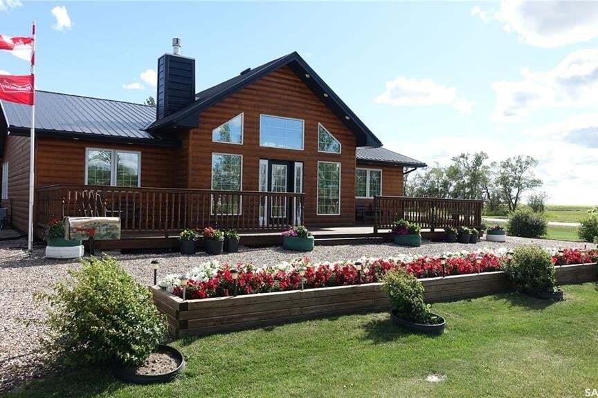 House for sale at 214 Marine Dr Alice Beach Saskatchewan - MLS: SK808713