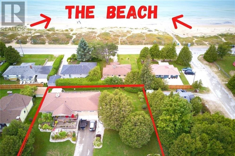 House for sale at 214 Second Ave North Sauble Beach Ontario - MLS: 40019728