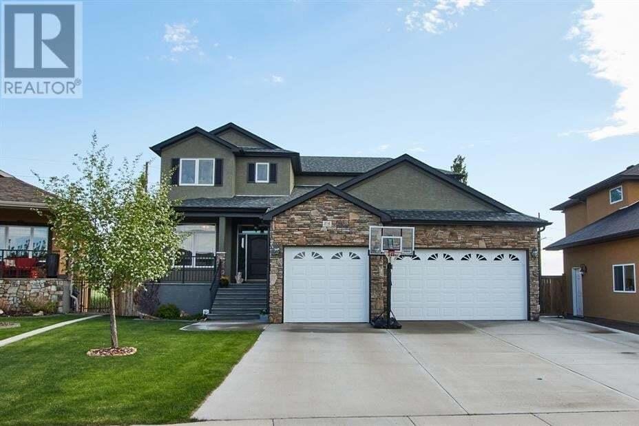 House for sale at 214 Sierra Dr Southwest Medicine Hat Alberta - MLS: A1001751