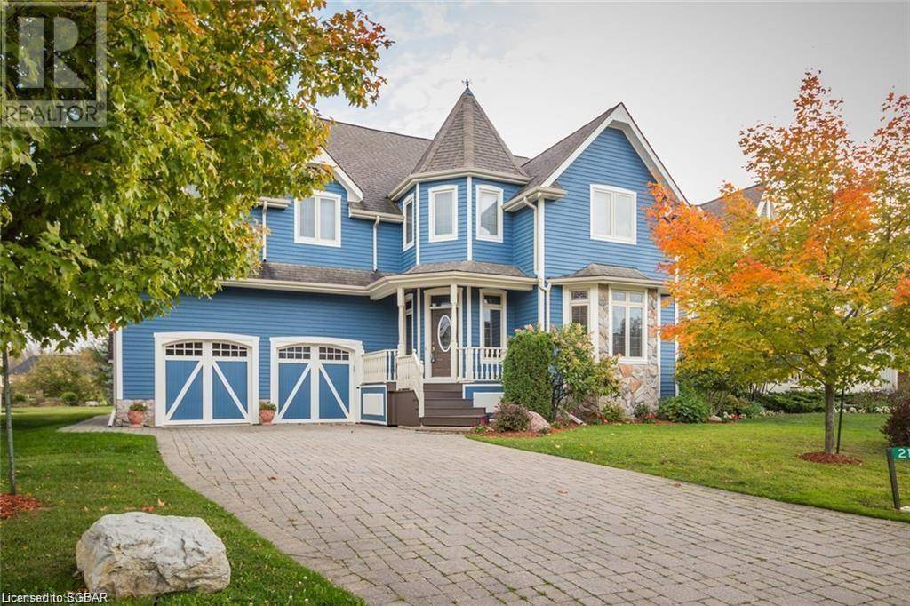 House for rent at 214 Snowbridge Wy The Blue Mountains Ontario - MLS: 238000