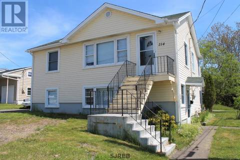 Townhouse for sale at 214 Somerset St Saint John New Brunswick - MLS: NB022598