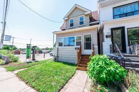 House for sale at 214 Sterling Rd Toronto Ontario - MLS: C4549962