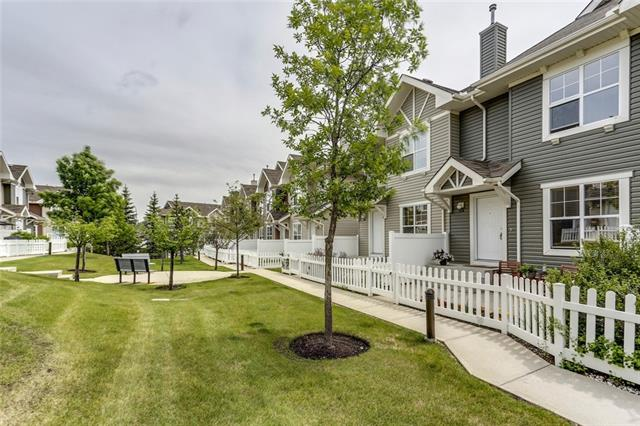 For Sale: 214 Toscana Gardens Northwest, Calgary, AB | 2 Bed, 2 Bath Townhouse for $319,000. See 26 photos!