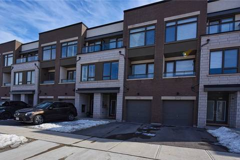 Townhouse for sale at 214 Wheat Boom Dr Oakville Ontario - MLS: W4703184