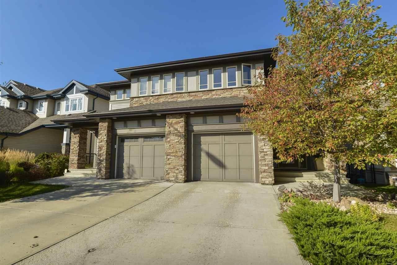 Townhouse for sale at 2140 Austin Li Sw Edmonton Alberta - MLS: E4175577