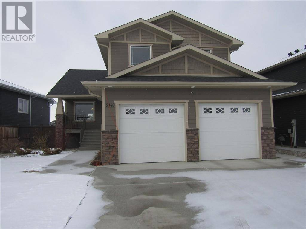 House for sale at 2140 Cottonwood Dr Coaldale Alberta - MLS: ld0188259