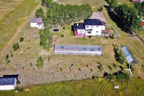 House for sale at 214080 Rr254 Rd Rural Wheatland County Alberta - MLS: A1022793
