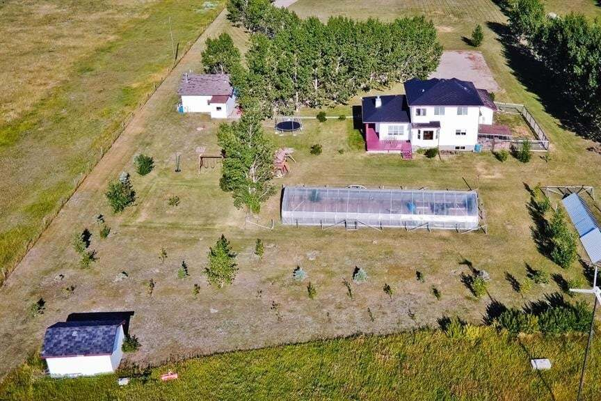 House for sale at 214080 Rr254 Rte Rural Wheatland County Alberta - MLS: A1022793