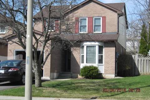 House for rent at 2141 Hunt Cres Burlington Ontario - MLS: H4049830