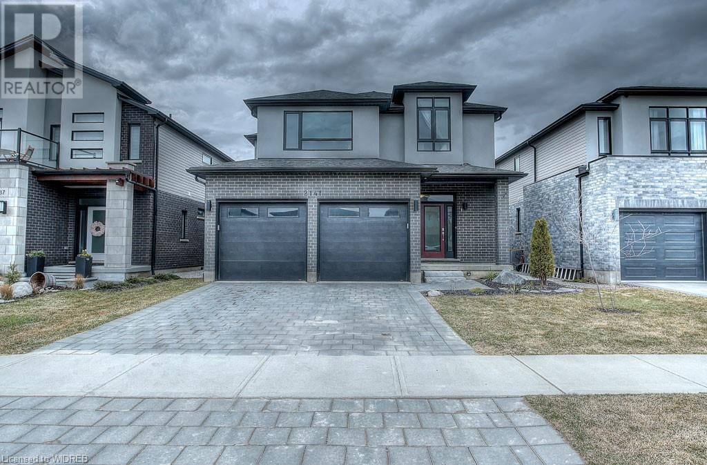 House for sale at 2141 Wateroak Dr London Ontario - MLS: 243999