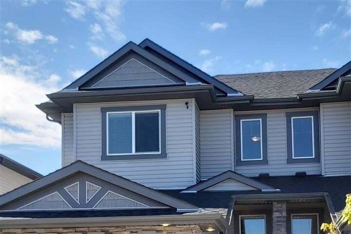 Townhouse for sale at 21415 94 Av NW Edmonton Alberta - MLS: E4199781
