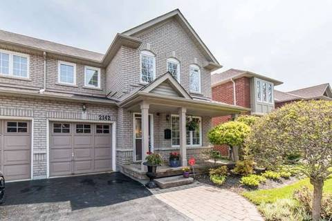 Townhouse for sale at 2142 Erin Gate Blvd Pickering Ontario - MLS: E4461442