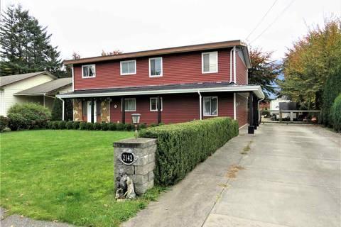 House for sale at 2142 Mccaffrey Rd Agassiz British Columbia - MLS: R2427686