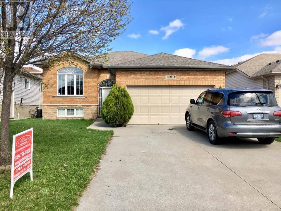 House for sale at 2142 Rockport St Windsor Ontario - MLS: 19029528