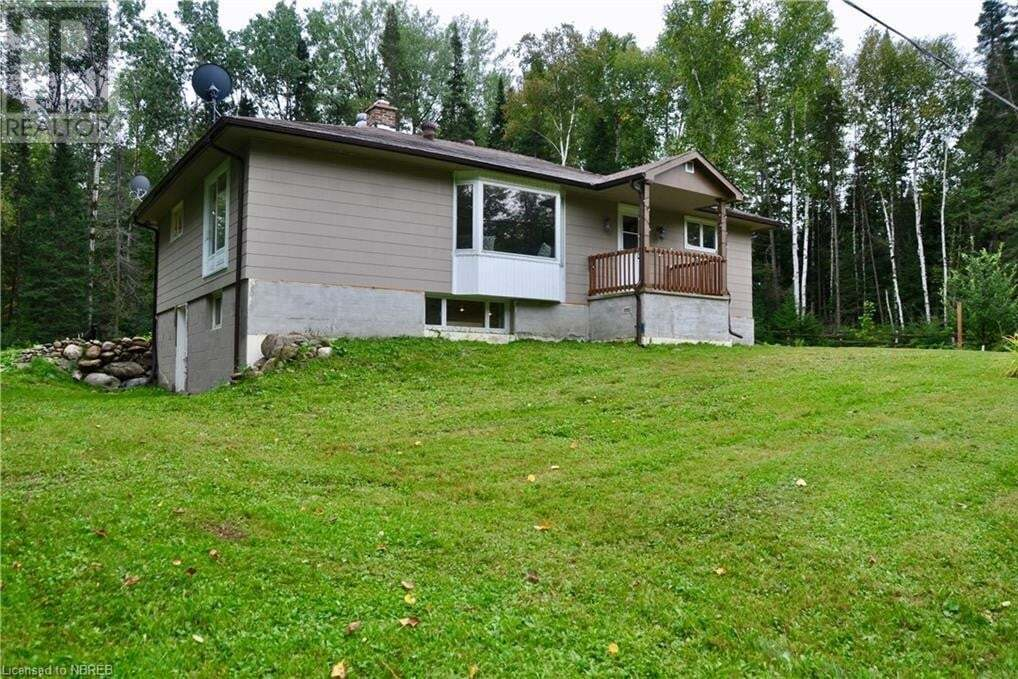 House for sale at 2143 Alsace Rd Nipissing Twp Ontario - MLS: 40011421