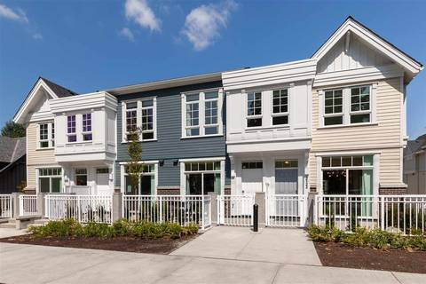 Townhouse for sale at 2143 Clarke St Port Moody British Columbia - MLS: R2447042