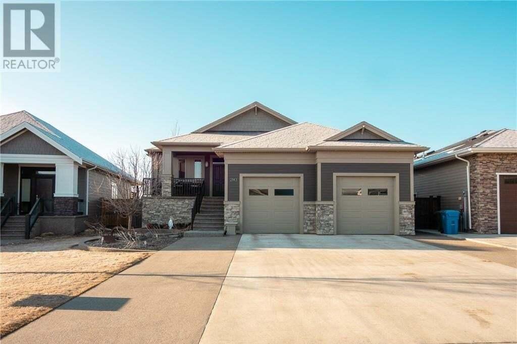 House for sale at 2143 Cottonwood Dr Coaldale Alberta - MLS: ld0189245