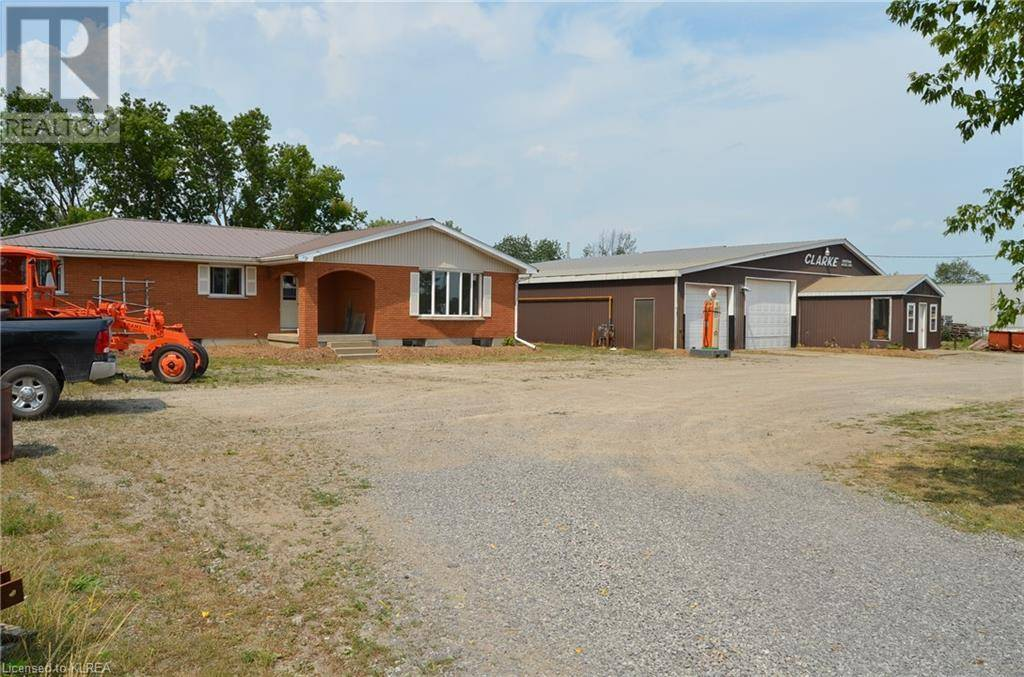 Residential property for sale at 2143 Little Britain Rd Lindsay Ontario - MLS: 212846
