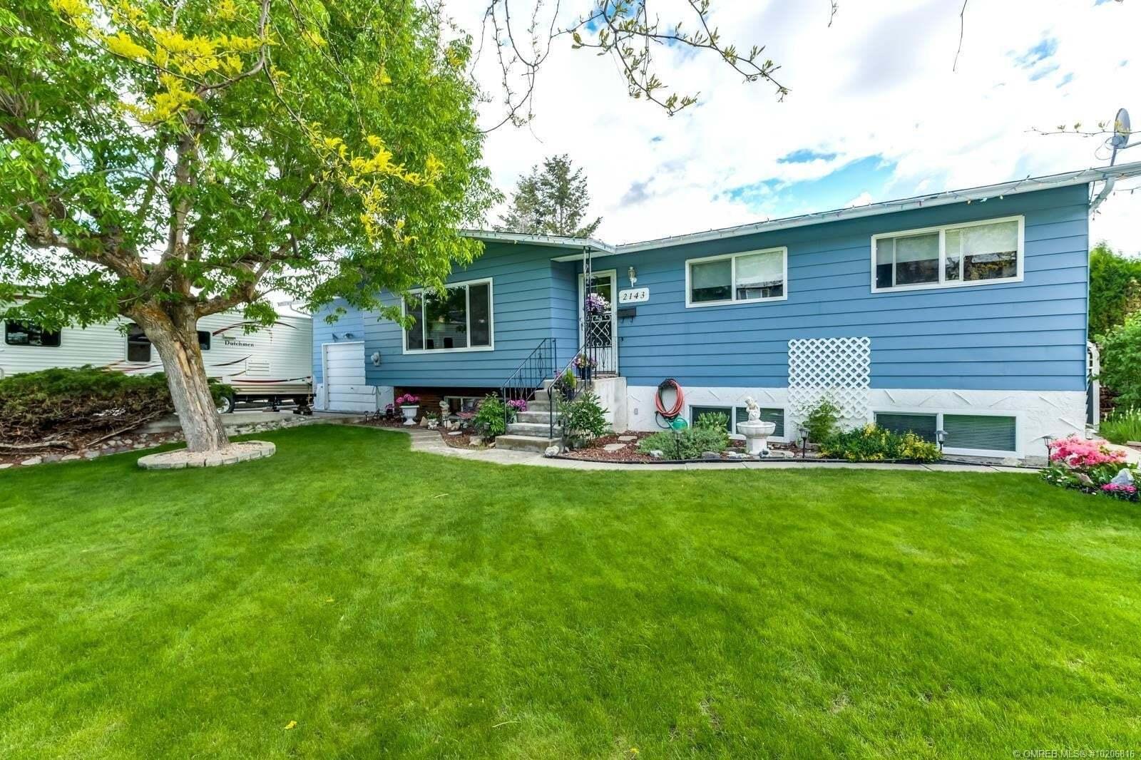 House for sale at 2143 Lynrick Rd Kelowna British Columbia - MLS: 10206816