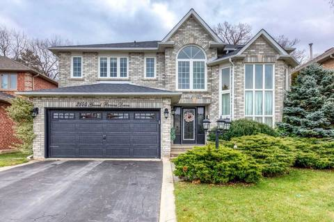 House for sale at 2144 Grand Ravine Dr Oakville Ontario - MLS: W4674323