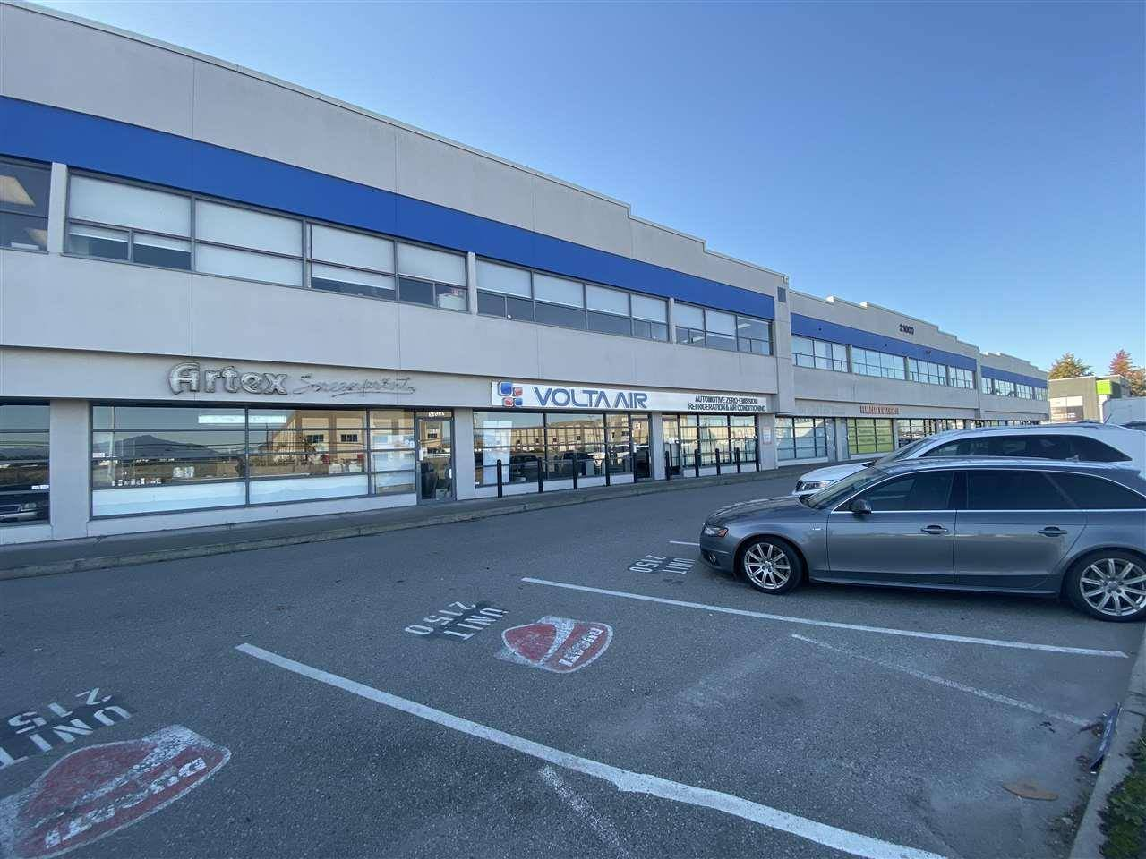 Commercial property for lease at 21000 Westminster Hy Apartment 2145 Richmond British Columbia - MLS: C8028486