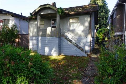 2145 43rd Avenue E, Vancouver | Image 1