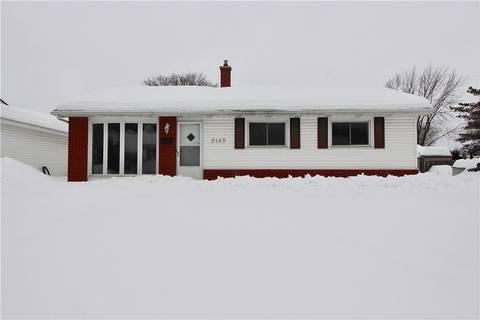 House for sale at 2145 Monson Cres Ottawa Ontario - MLS: 1138436