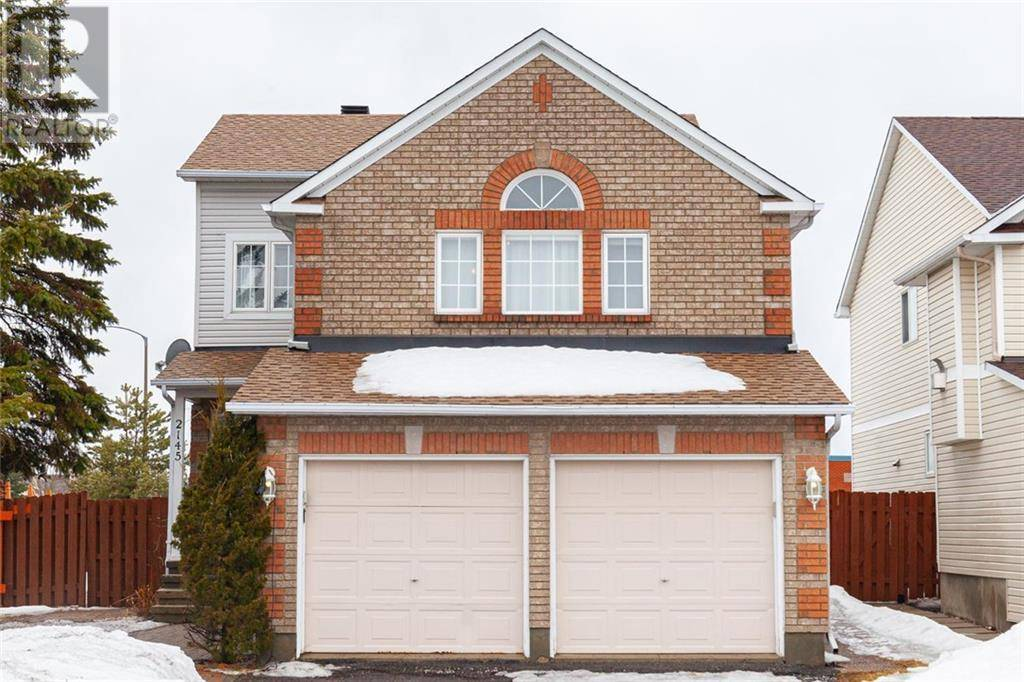 House for sale at 2145 Saturn Cres Ottawa Ontario - MLS: 1186506