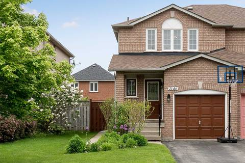 Townhouse for sale at 2146 Shady Glen Rd Oakville Ontario - MLS: W4477542